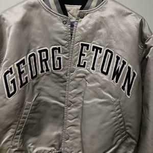 Vintage Georgetown Hoyas Starter Jacket Size M/L